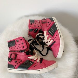 Pastry high top sneaker shoes